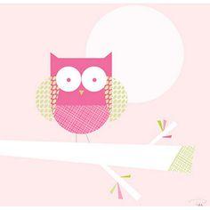 One Little Owl - Wall Art