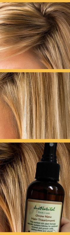 I started to lose my hair in December 2015 and it was falling at a fast rate, too fast that it even made me cry several times. I have had some new growth of hair in my temples and hairline. I have no more itchiness and dryness, my hair is not weighed down and it makes it look fuller. I use the grow new hair treatment & shampoo every three days.