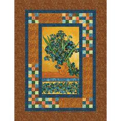 1000 Images About Van Gogh Quilt On Pinterest Vincent