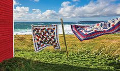Clothesline in Rocky Harbour, Gros Morne National Park, NL <3