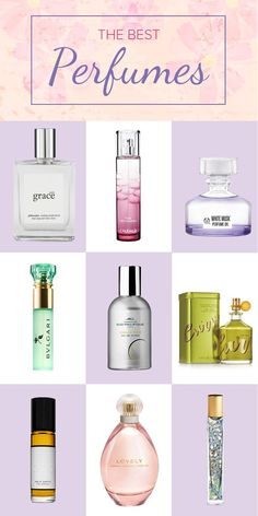 These are the best and most popular cheap perfumes for women and teens. They hav… These are the best and most popular cheap perfumes for women and teens. They have such a fresh scent. Perfume Deals, Perfume Hermes, Perfume Lady Million, Perfume Versace, Perfume Diesel, Fragrance, Soaps, Eau De Toilette, Makeup