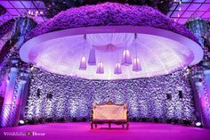 7 Wedding Themes From Vivahhika To Make Your Big Day Look Merrier! Marriage Hall Decoration, Wedding Hall Decorations, Wedding Entrance, Backdrop Decorations, Festival Decorations, Entrance Decor, Wedding Reception, Indian Wedding Stage, Wedding Stage Design