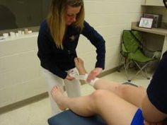 Circle of Care –The TEAM SPORTS MED approachBy Julie Slifka, AT, Harbor Springs Clinic, and Stacey Ostrowski MS, AT, Cheboygan Clinic In addition to the strength coaches in the weight room at the schools, our Athletic Trainers (AT) provide pre-activity care including taping, blister care, and stretching along with injury evaluations, game co...