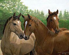 Мобильный LiveInternet О лошадях... Художница Персис Клейтон Вейерс (Persis Clayton Weirs) | Gelena_5 - Дневник Gelena_5 |
