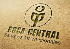 Boca Central – Servicios Internacionales  |  Logo Design