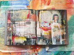 Art journal pages, art journals, visual journals, moleskine, creative journ Artist Journal, Art Journal Pages, Art Journals, Visual Journals, Moleskine, Mixed Media Journal, Mixed Media Art, Art Journal Backgrounds, Art Journal Techniques