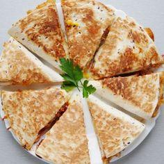 Kfc, Quesadillas, Grilling, Tacos, Posters, Ethnic Recipes, Blog, Gastronomia, Quesadilla