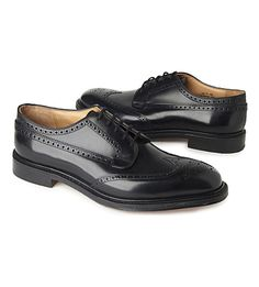 CHURCH Grafton F brogue shoes (Black