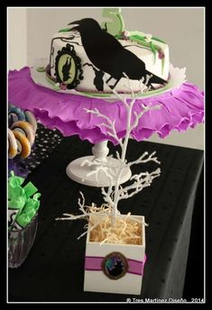 Maleficent para Juana! | CatchMyParty.com