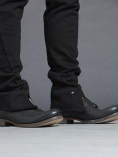 M.A+ Cotton Heavy Jersey Zipped Leg Pant 6be9926980
