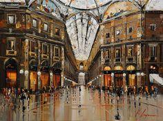 Duomo Milano Galleria - Copyright Kal Gajoum 2013