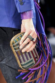GREAT #ethnic influenced #clutch #handbag