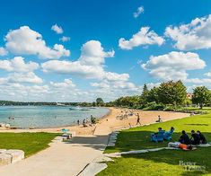 Picking the right spot for a family reunion can be as challenging as finding the long-lost relatives you plan to invite. So we asked several experts to name their favorites. Not surprisingly, YMCA retreats, state parks, and Diy Outdoor Party, Tropical Patio, Backyard Ideas For Small Yards, Michigan City, Traverse City, Family Events, Great Places, State Parks, Family Travel