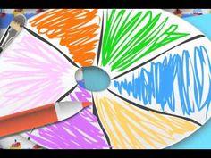 Canzoni per bambini: I colori parlanti (app per iPhone, iPad, Android) - YouTube