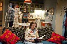 Design de interiores na série Girls