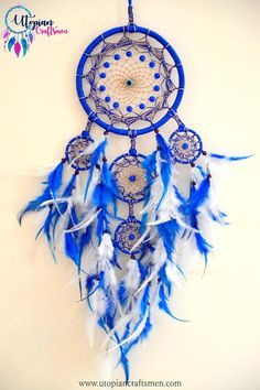Buy Mystic Dreamcatchers online in India only on Utopian Craftsmen.