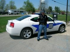 Indiana State Police, dodge charger