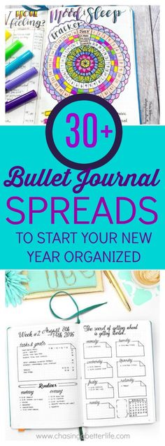 This post contains affiliate links, which means I may earn some money if you click on one. Read the full disclaimer here. With us entering a New Year, it's the perfect time to start a bullet…Continue Reading…