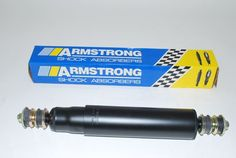Shock Absorber - front - with bushes - use with anti roll bar - to HA610293 - Britpart
