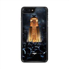 The Dark Knight Rises Teaser iPhone 7 Plus Case | Caserisa #case #iphonecase #samsungcase #lgcase #htccase #googlepixelcase #caserisa #dc #superhero #batman