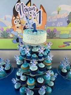 Toddler Birthday Themes, Baby Boy 1st Birthday Party, Twin First Birthday, Happy Birthday Cakes, Birthday Cake Girls, 5th Birthday, Birthday Ideas, Twins 1st Birthdays, Birthday Party Decorations