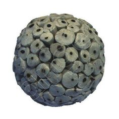 Steel Grey Baby Decorative Balls by Angel Aromatics | Available at http://www.angelaromatics.com.au/scented-bowl-decorations/steel-grey-baby-styrofoam-balls