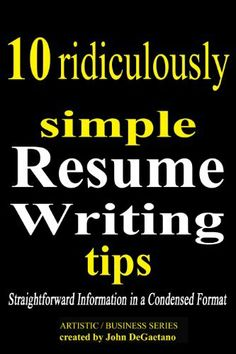 How I can get customers in order to start a resume private resume writing business?