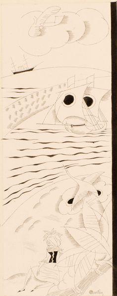 Paysage de bord de mer |  Charles Martin