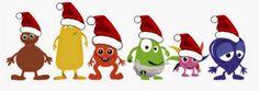 Tecken som stöd: Babblarnas jul