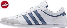 adidas Herren Unwind Turnschuhe, Weiß / Blau / Silberfarben (Ftwbla / Azucen / Plamat), 42 EU - Adidas schuhe (*Partner-Link)