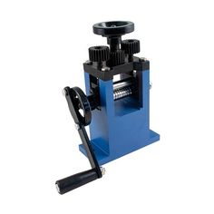 Ring Stretching Tool | Mini Ring Roller | Seattle Findings Ring Roller, Rolling Mill, Metal Forming, Stretching, Seattle, Tools, Mini, Instruments, Stretching Exercises
