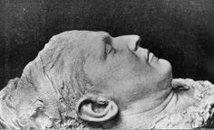 The death mask of the Sinn Fein leader and Commander-In-Chief of the. Irish Free State, Michael Collins, Celtic, Death, History, Pictures, Portraits, War, Image