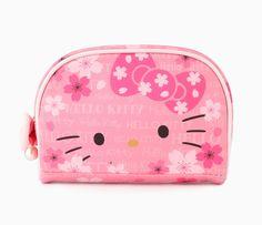 Hello Kitty Pouch: Cherry Blossom