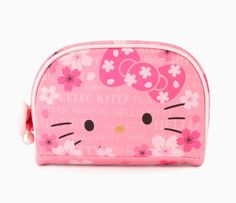 Hello Kitty Pouch: Cherry Blossom