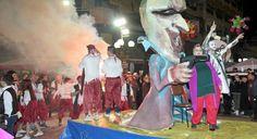 Αυτό είναι το πρόγραμμα για το Καρναβάλι – Μπουρανί του Τυρνάβου.