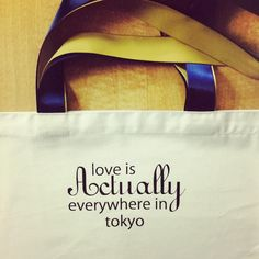 """actually"" this is #actually good to know! #love in #tokyo"
