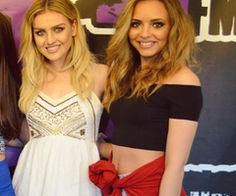 Jerrie Thank you to Little Mix Girls, Perrie Edwards, Only Girl, Prom Dresses, Formal Dresses, Spice Girls, Famous People, Girl Group, Jade