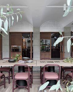 INSIDE World Festival 2017: 12 Micron Restaurant in Sydney's Barangaroo by SJB Interiors | Yellowtrace