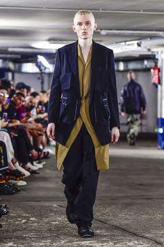 Julius, Spring-Summer 2018, Paris, Menswear