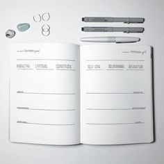 Late to the party. Winding down this evening by setting some personal & business goals. 2018 has just started but its literally been win after win. Hope its the same for you! Pilot Pens, Just Start, Business Goals, Marketing, Love, Bullet Journal, Bujo, Party, Instagram