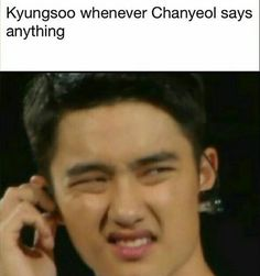 Pretty much Chansoo xD