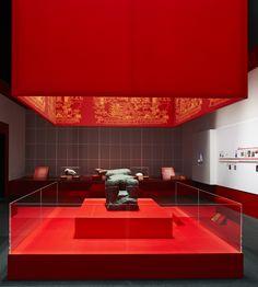 Aztecs exhibition at Melbourne Museum. We build Museum Exhibits http://www.triadcreativegroup.com/museumexhibits.php