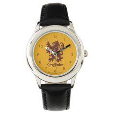 Harry Potter | Gryffindor Lion Graphic Wrist Watches