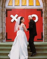 Wedding Tips From Newlyweds You Won't Want to Miss Before Walking Down the Aisle