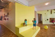 KITA Loftschloss - Archkids. Arquitectura para niños. Architecture for kids. Architecture for children.