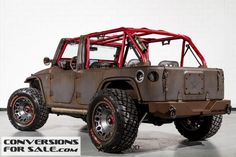http://www.conversionsforsale.com/4543-2015-jeep-wrangler-starwood-sema-custom-unlimited-ruf-nek-64l/details.html