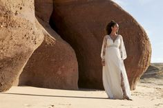 Rembo Styling, Boho Chic Wedding Dress, Wedding Dresses 2018, Hero, Pure Products, Collection, Earth, Dreams, Fashion