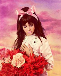 Lana Del Rey  by Mariano Vivanvo  for Numéro Tokyo 64  March 2013
