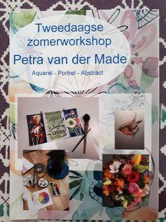 Zomerworkshops 2018 Petra, Workshop, Van, Abstract, Summary, Atelier, Vans