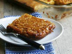 Crème Brûlée Breakfast Bake recipe from Betty Crocker.